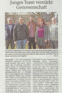 Zeitungsausschnitt_Jungeges_Team_beim_Bauverein_Wunsiedel